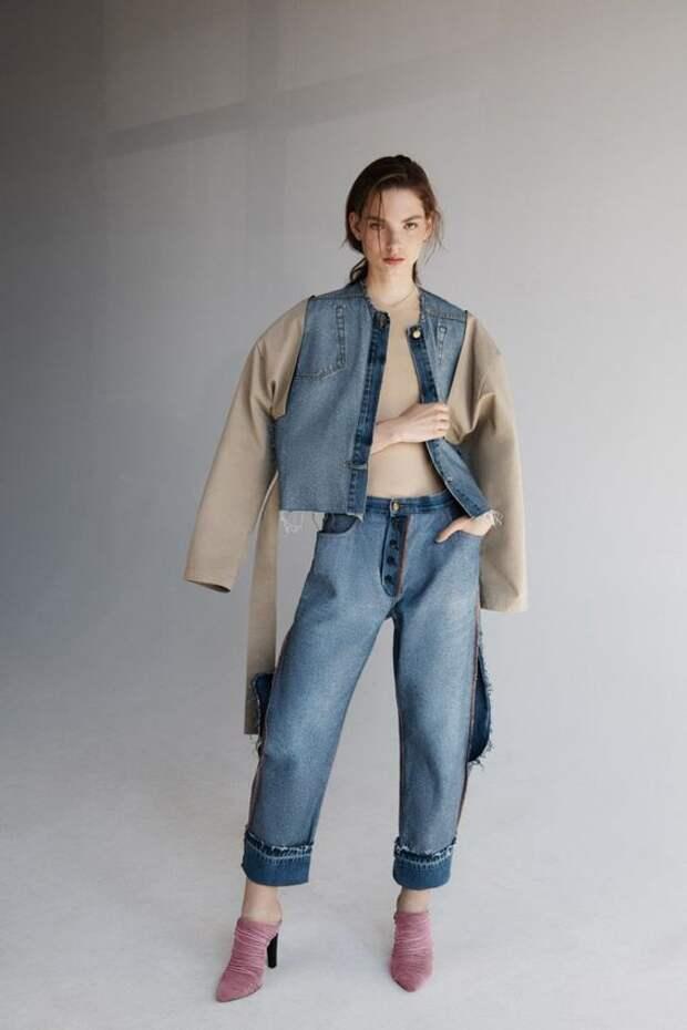Идеи переделок джинсовок