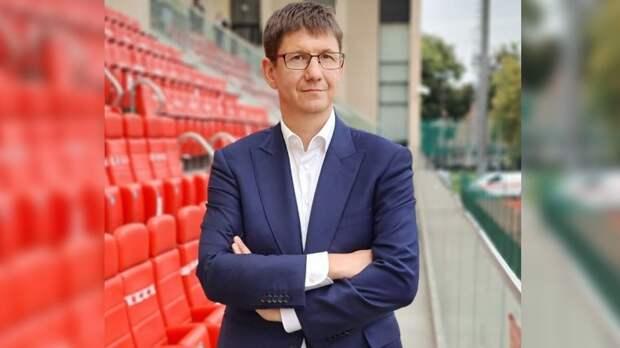 Директор академии «Чертаново» Ларин покинул клуб после 13 лет работы