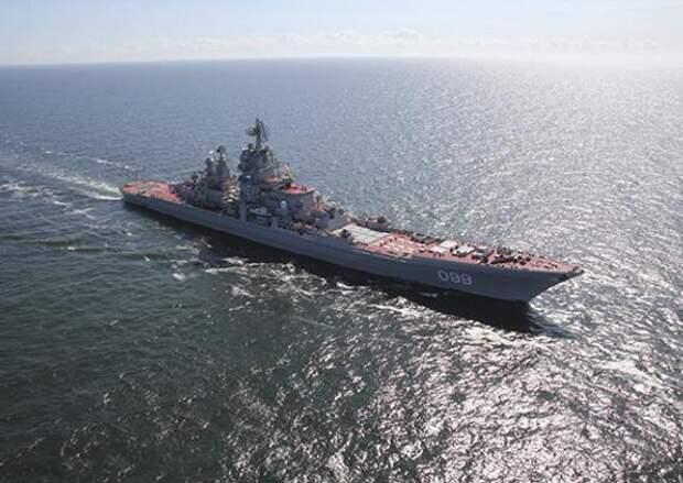 Северный флот продемонстрирует свои боевые возможности слушателям Военной академии Генштаба