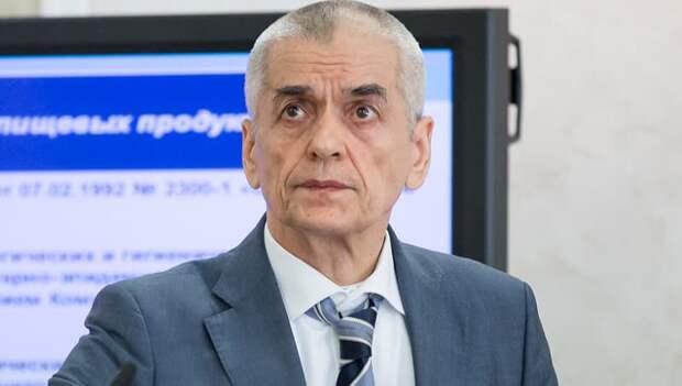 Депутат Онищенко заявил, что масочный режим должен остаться навсегда
