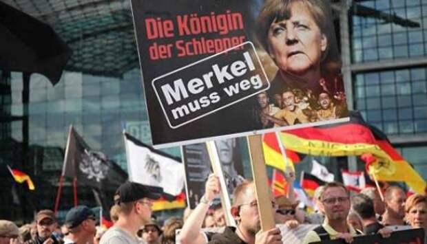 Проголосовали за AFD: 5 миллионов русских немцев бросили вызов Меркель | Продолжение проекта «Русская Весна»
