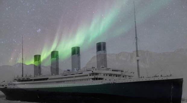 5 интересных теорий гибели «Титаника»