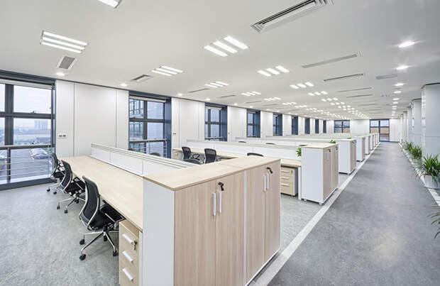 Пандемия расширению офисных площадей не помеха