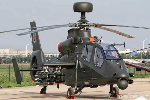 Самые мощные военные вертолеты в мире