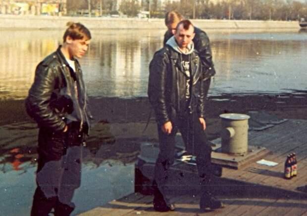 Московские панки 90-х