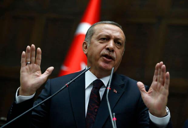 """Германия хочет поговорить, во Франции """"зрада"""", у чухонцев снова """"русский след"""", а Эрдогану надоело стоять в очереди..."""