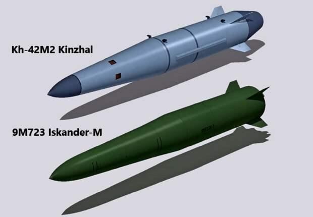Новейшая гиперзвуковая ракета станет гибридом «Кинжала» и «Искандера»