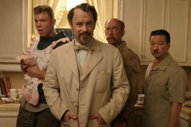кадр из фильма игры джентльменов
