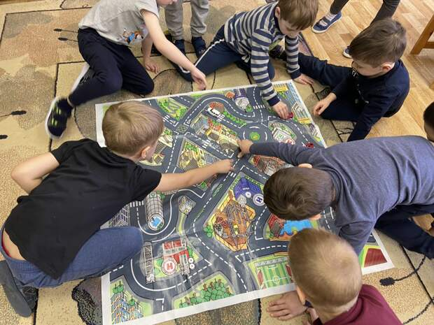 Проект «Школа Юного Пешехода» реализуют в школе «Свиблово»