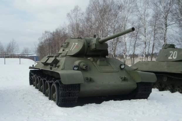 Интересные факты о эпическом танке Т-34