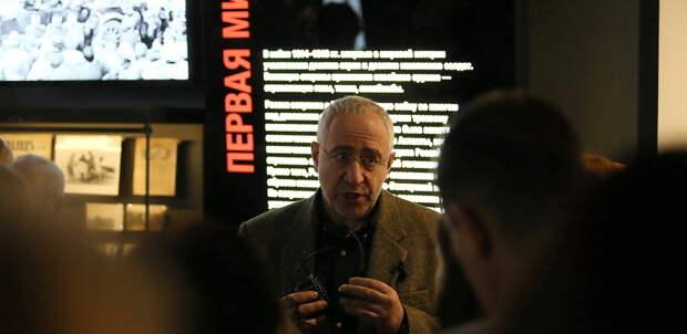 Николай Сванидзе: «Ждать, что в музее Ельцина будут хвалить Сталина, весьма глупо»