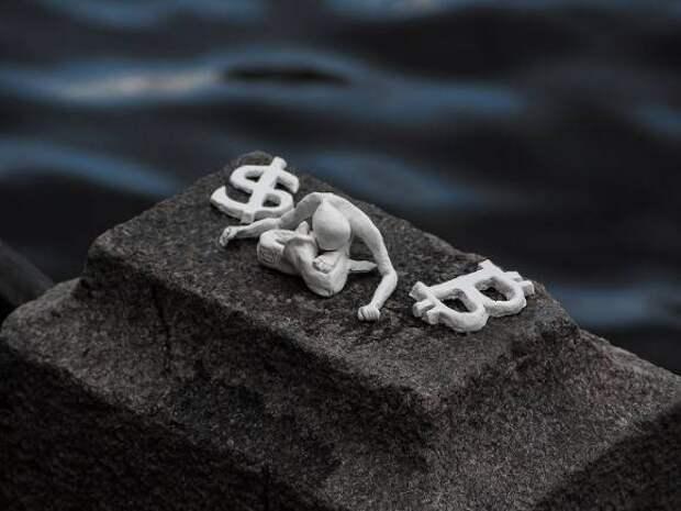 Forbes оценил почти в $16млрд потери криптомиллиардеров из-за обвала биткоина
