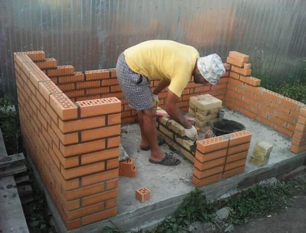 Как мы строили дом!