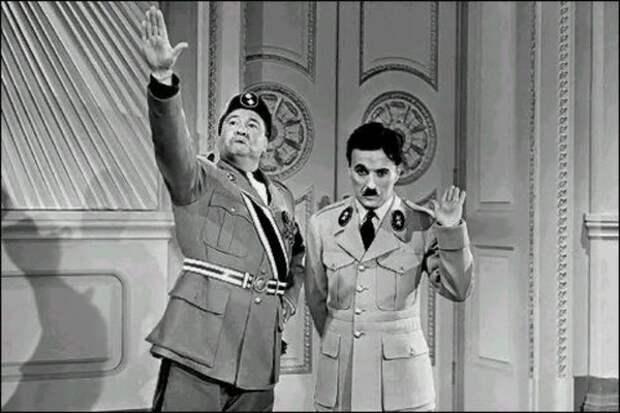 Травля Чарли Чаплина в США