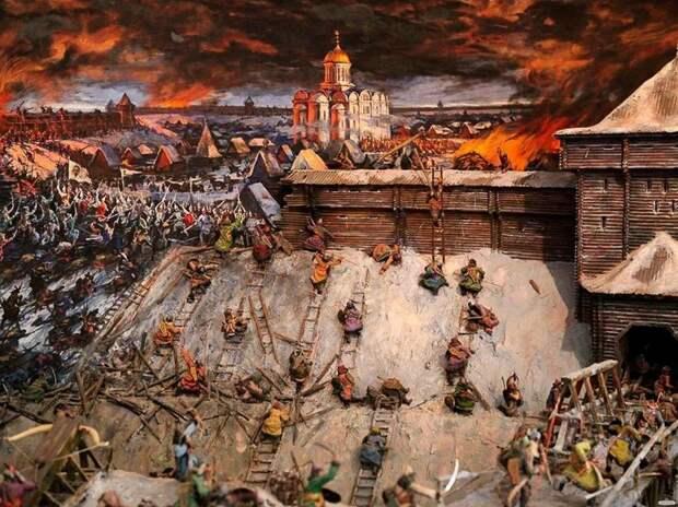 Система методов и приемов взятия древнерусских городов в тактико-стратегическом планировании монгольских военных операций на примере осады Рязани в декабре 1237 года