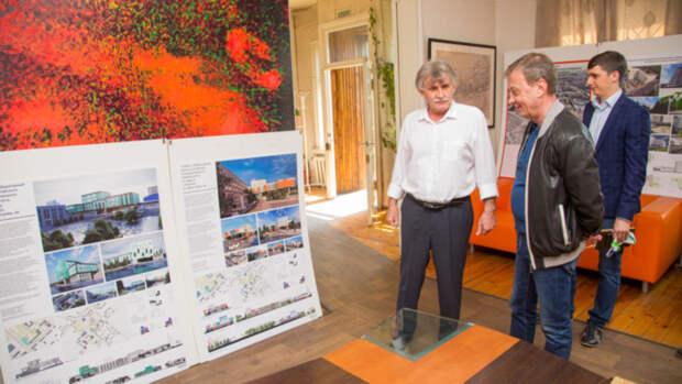 Союз архитекторов предложили мэру создать символ Барнаула