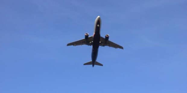 В Волгограде из-за плохого самочувствия пассажира экстренно сел самолет