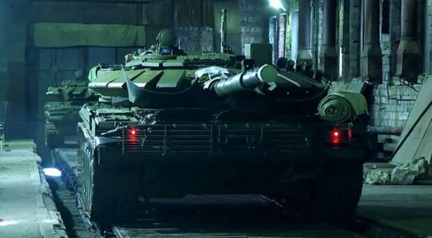 Эффективен ли «спасительный апгрейд» для обновлённых Т-72Б3? Строевые части ожидают «Арену-М»