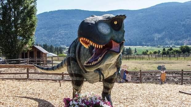 В Калифорнийском университете подсчитали общее количество живших на Земле тираннозавров