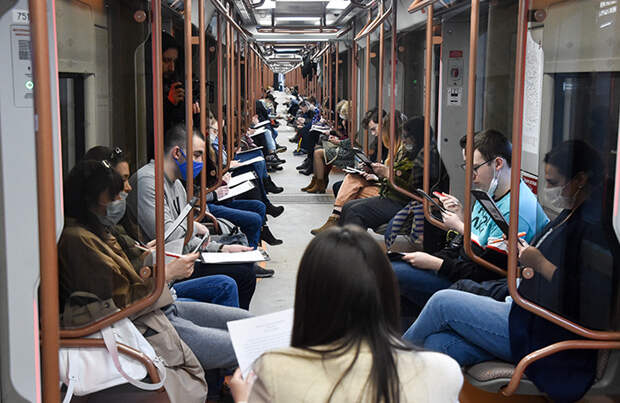 Почти 100 млн рублей на воздух — в московском метро