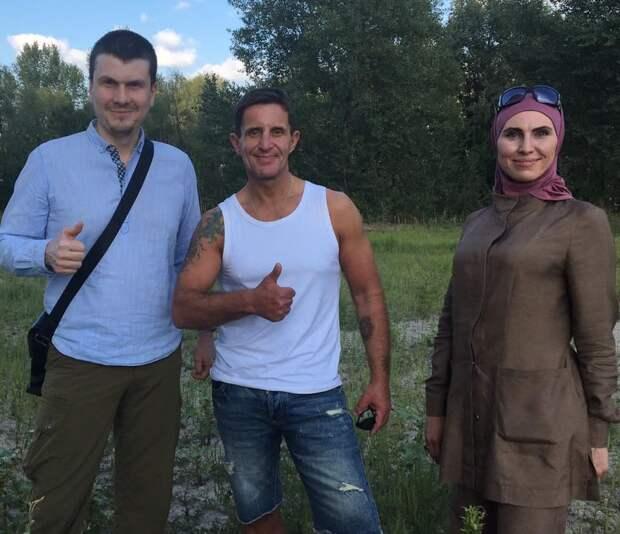Стрельба в Одессе: Как жаба и гадюка «Московию победить» собрались