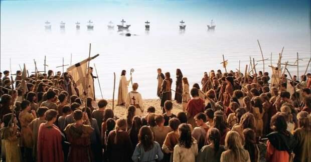Крестовые походы детей
