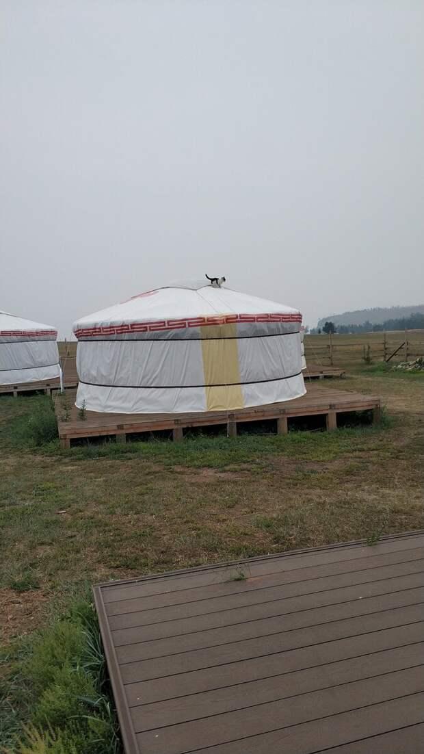 Путешествие автостопом из Беларуси на Байкал