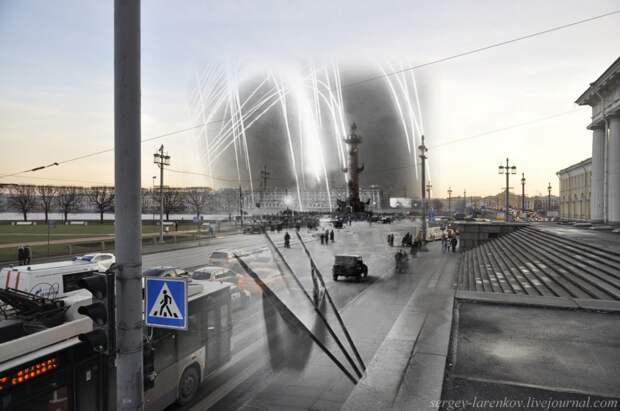 225089 original 800x531 Ленинград 1944 / Санкт Петербург 2014: К годовщине освобождения