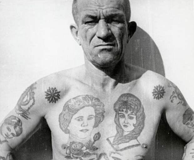 «Воровские звезды»: что означает эта татуировка