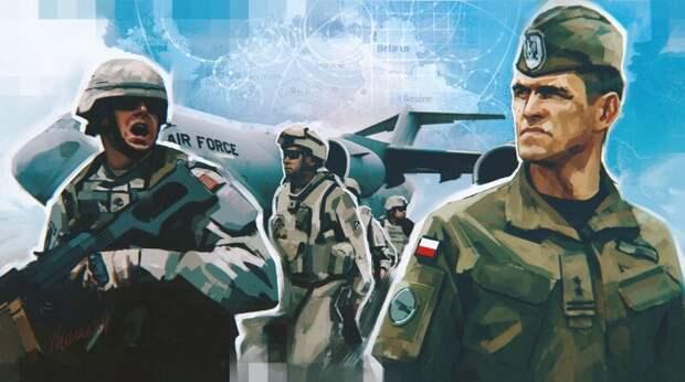 Поляки считают, что военные учения США в Польше имеют отношение к Украине