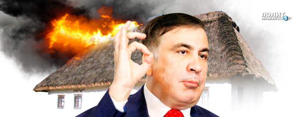Саакашвили: Россия была обречена проиграть, но побеждает Украи