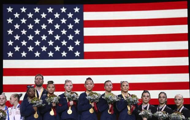 Спортсменов из США могут отстранить от Олимпиады из-за отказа страны финансировать WADA