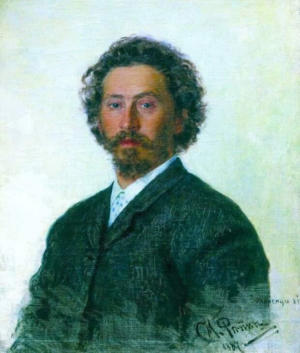 Репин Илья Ефимович, 05 августа 1844 — 29 сентября 1930