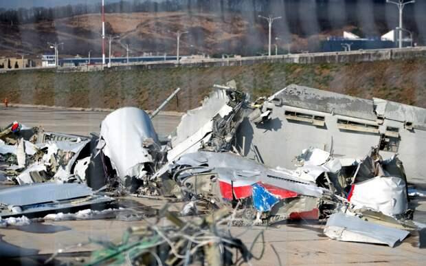 СМИ: Ту-154 в Сочи погубила спешка экипажа