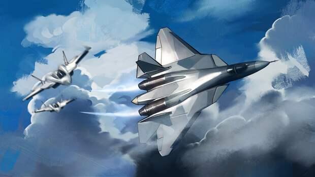 Военный эксперт указал на причину появления новых желающих заполучить Су-57