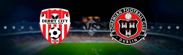 Дерри Сити - Богемиан: Прогноз на матч 11.06.2021