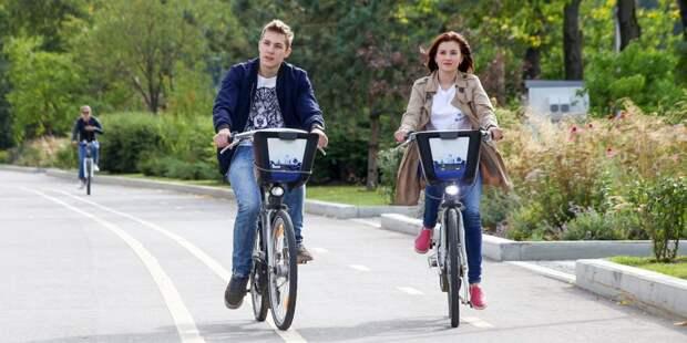 Велопешеходный маршрут свяжет парк «Фили» с Мневниковской поймой