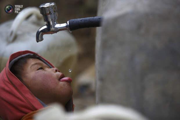Мальчик из Непала