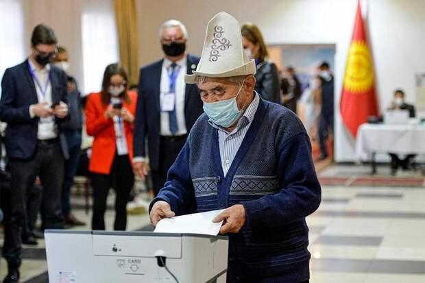 Кыргызстан стал президентской республикой при минимальных протестах