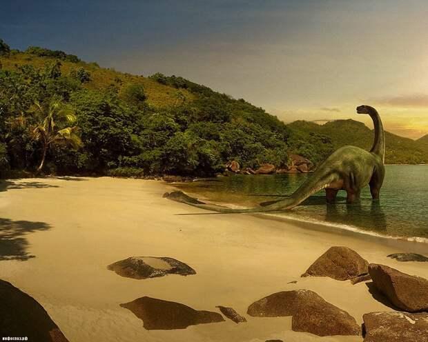 Динозавр, которого не было