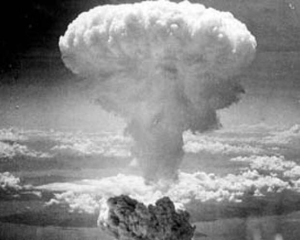 В Сети опубликовали видео после взрыва атомной бомбы в Хиросиме