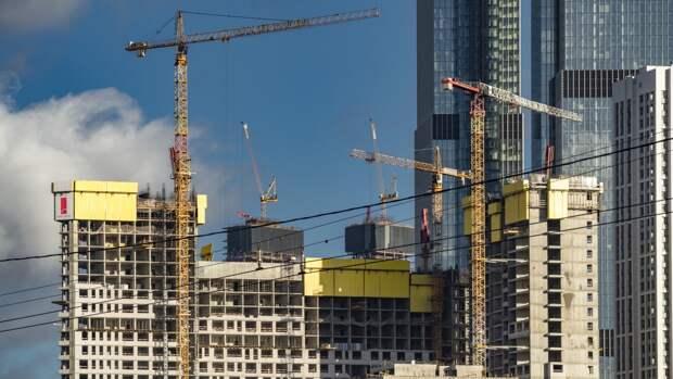 Московские застройщики сообщили о росте предложения на рынке жилья