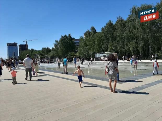 Итоги дня: платные парковки в Ижевске и «банные процедуры» на Центральной площади
