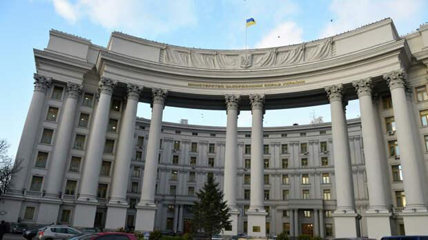 Здание министерства иностранных дел в Киеве - РИА Новости, 1920, 10.09.2020