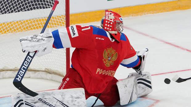Россия встречается с Финляндией на Чешских играх. LIVE