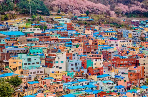 Корея: нельзя не увидеть
