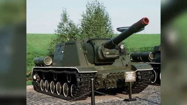 Пять фактов о самой страшной самоходной артиллерийской установке СССР