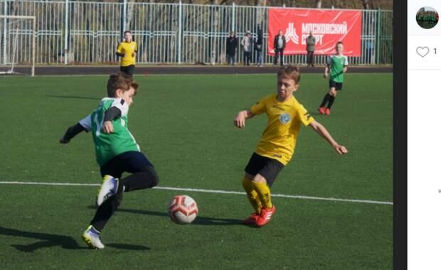 В школе на Дубравной открыт набор в бесплатную секцию футбола