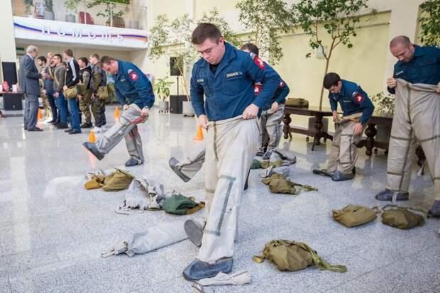 Более 14 тысяч специалистов по пожарной безопасности и чрезвычайным ситуациям подготовлено в столице с начала года