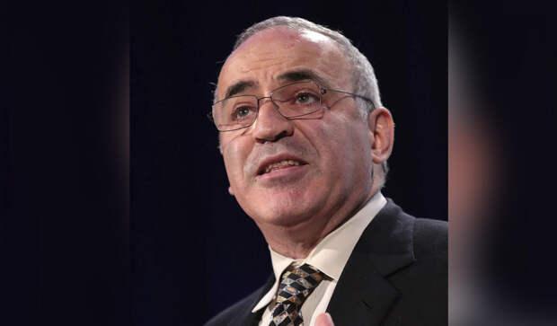 Каспаров рассказал, какое задание Запад дал российской оппозиции